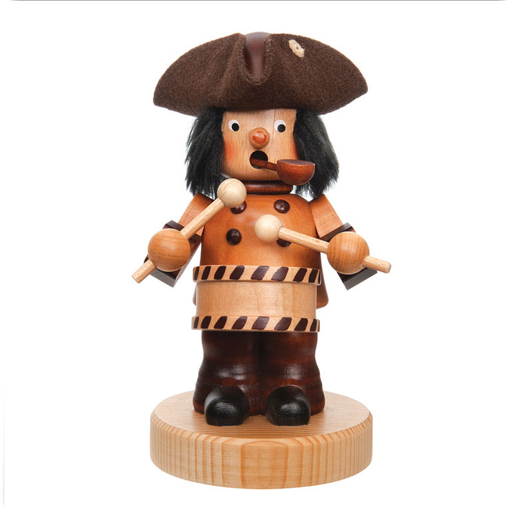 Bavarian Drummer Natural Incense Smoker