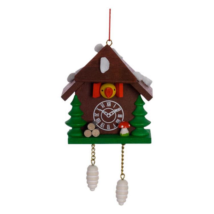 Forest Cuckoo Clock