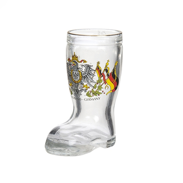 Glass Boot Mini