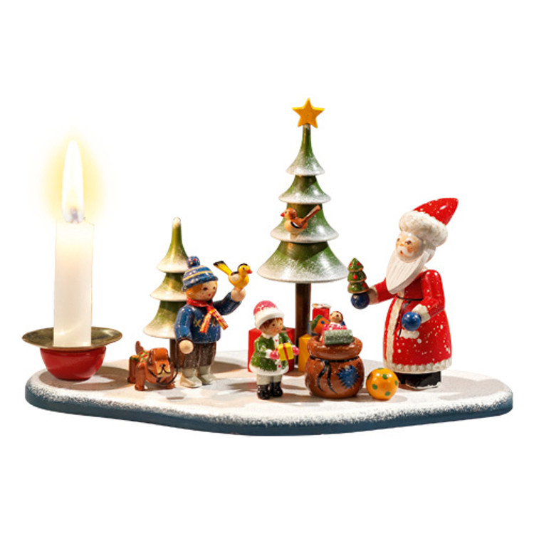 A Snowy Merry Christmas