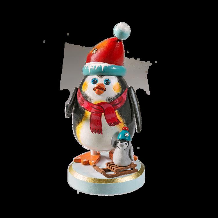 2018 Winter Penguin and Baby Smoker