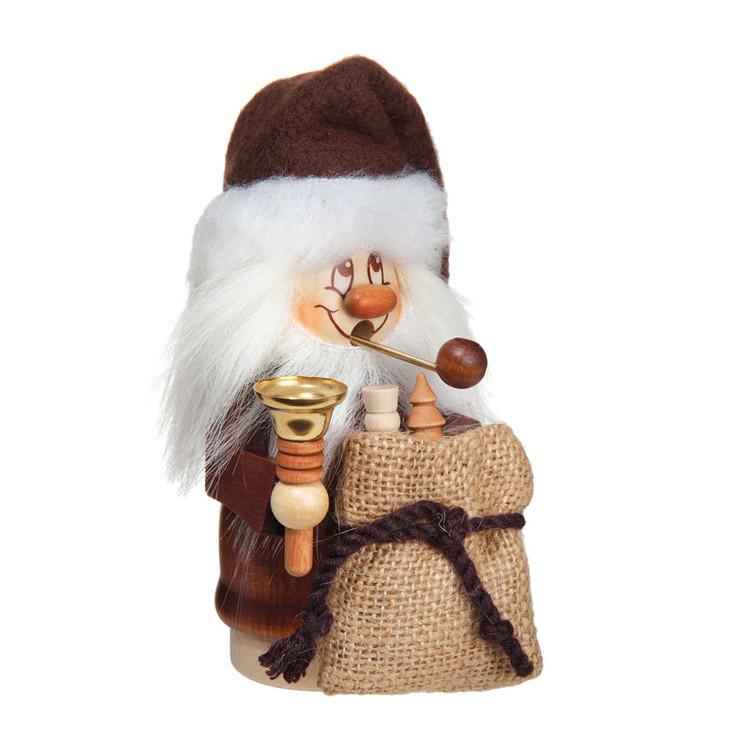 Santa Dwarf with Bell Smoker