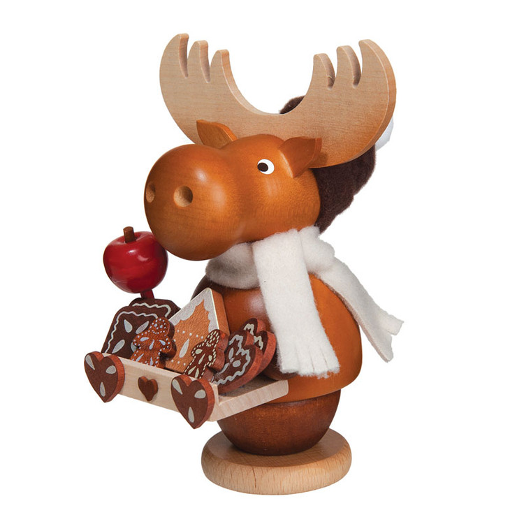 Reindeer Gingerbread Seller Smoker