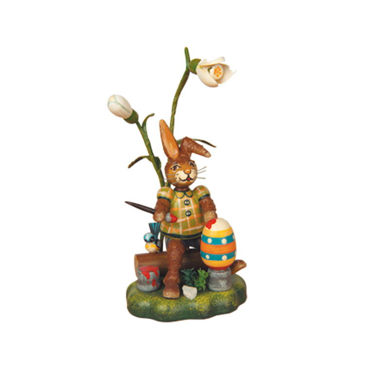 Max the Painter Figurine