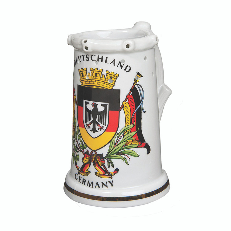 Trick Stein with German Flags