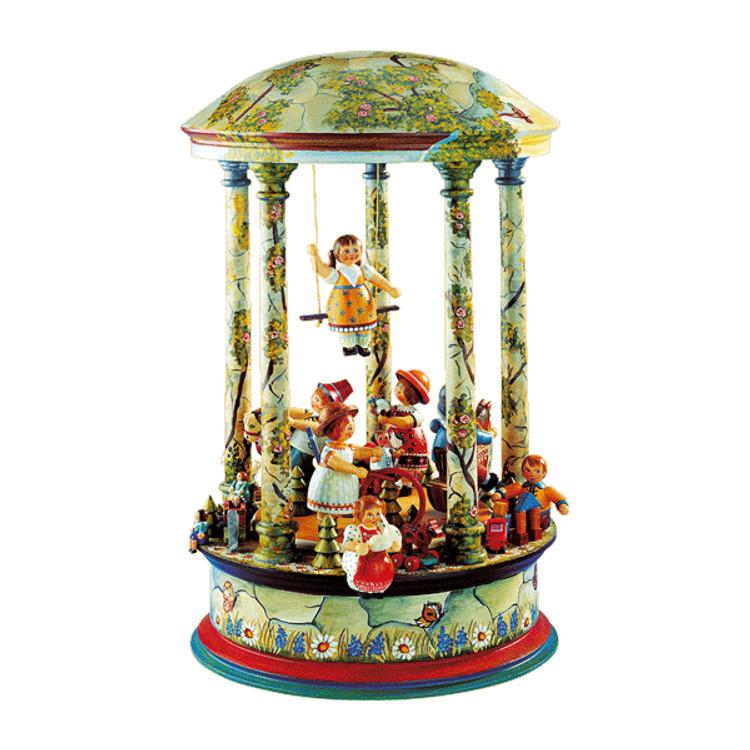 Childhood Joys Musicbox
