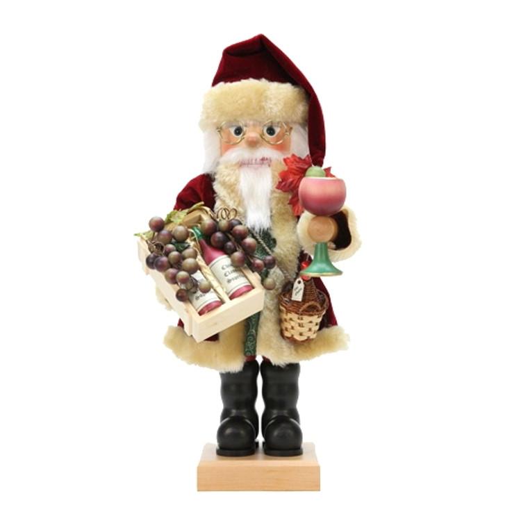 Wine Lover Santa