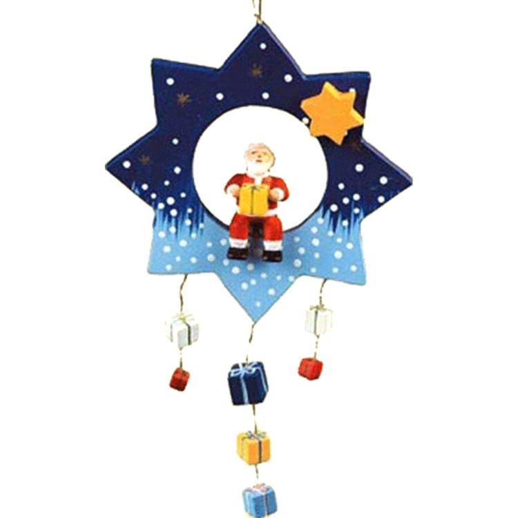Santa with Star