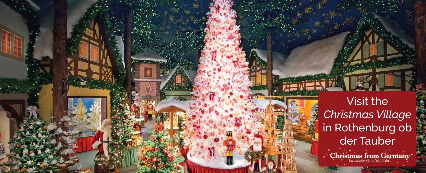 Kathe Wohlfahrt of America - Christmas From Germany