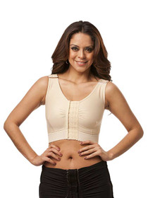 Sleeveless Compression Vest/Bra