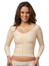 Compression Vest - Long Waisted - Long Sleeve
