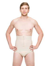 Male Abdominal Compression Brief