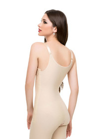 Stage 1 Body Suit with Bra - Back View