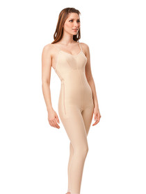 Stage 1 Body Suit with Bra - Ankle Length