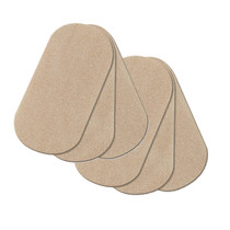 Epi-Derm Natural Gel Sheeting - Small Strips - 6 Pack