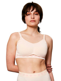 Fleur Light Support Bra (Back Opening Hook & Eye)