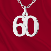 Sterling Number 60 Charm