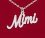 """Mimi"" word charm"