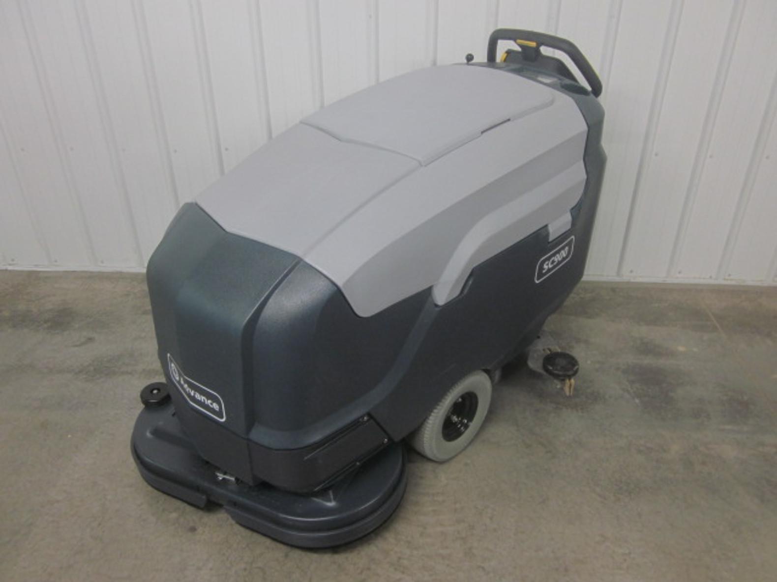 Refurbished Advance Sc 900 34 Walk Behind Floor Scrubber
