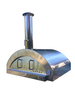 ilFornino ® Grande G-Series - Wood Fired Pizza Oven - Stainless Steel NO CART