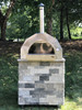 ilFornino® Platinum Series Stainless Steel Wood Fired Pizza Oven