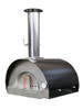 Roma Series – Mini Stainless Steel Wood Burning Pizza Oven