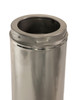 "Chimney Extension Adapter Straight Pipe 5""-30"""