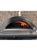 ilFornino ® Grande G-Series - Gas Fired Pizza Oven - Powder Coated Black