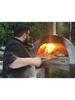 Professional Plus ilFornino ® Wood Fired Pizza Oven - Adjustable Height- One Flat Cooking Surface™
