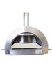 ilFornino® Professional Series Wood Fired Pizza Oven - NO CART- One Flat Cooking Surface™.