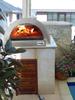 Wood Fired Pizza Oven- ilFornino Mini F Series Professional
