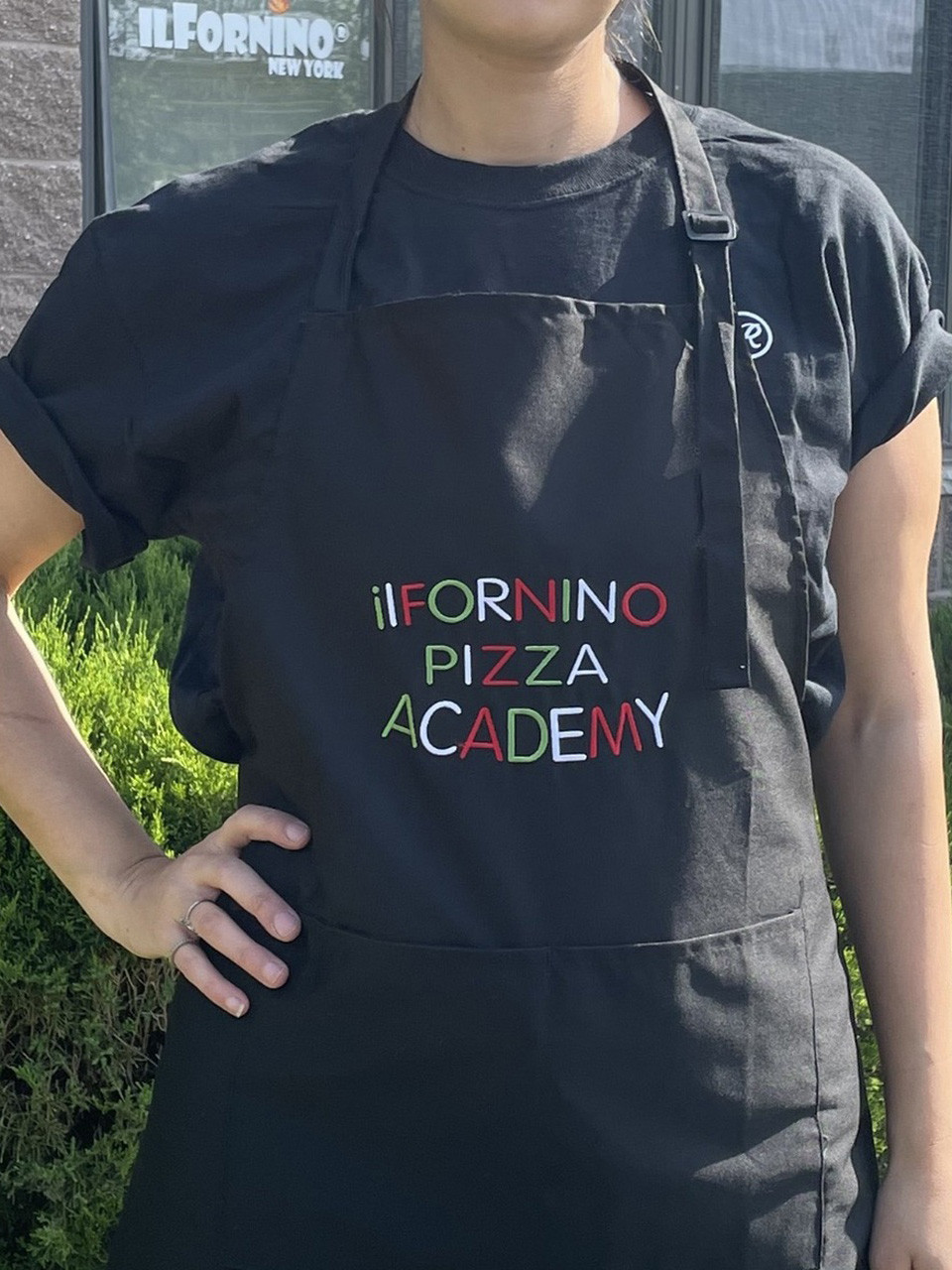 ilFornino® apron black