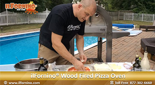 Wood Fired Pizza in 90 Seconds by ilFornino New York