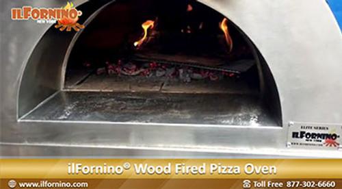 Alaskan Salmon using ilFornino Wood Fired Oven