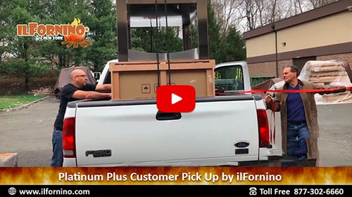 ilFornino Platinum Plus- Wood Fired Oven Review