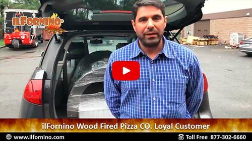 ilFornino Wood Fired Oven Customer Testimonial