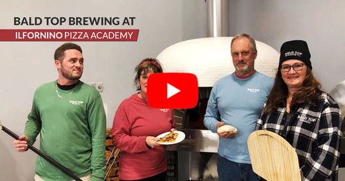 Bald Top Brewing at ilFornino Pizza Academy - Customer Testimonial