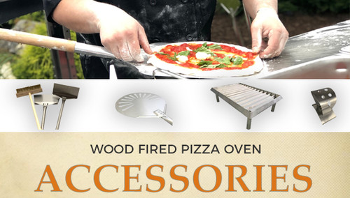 Wood Fired Pizza Oven Accessories