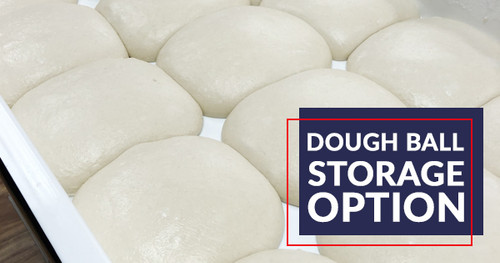 Dough Ball Storage Option