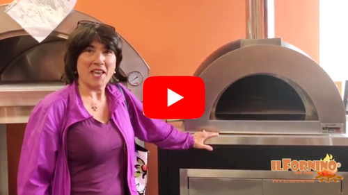 ilFornino Elite Series- Wood Fired Oven Review