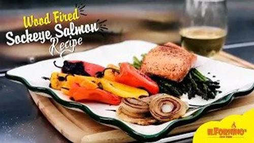Sockeye Salmon Recipe - Wood Fired Cooking