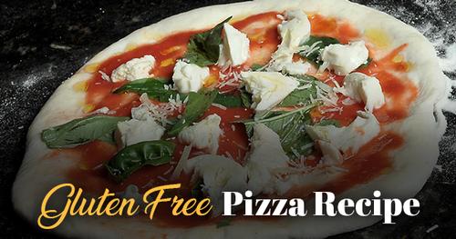 Gluten Free Pizza and Dough Recipe
