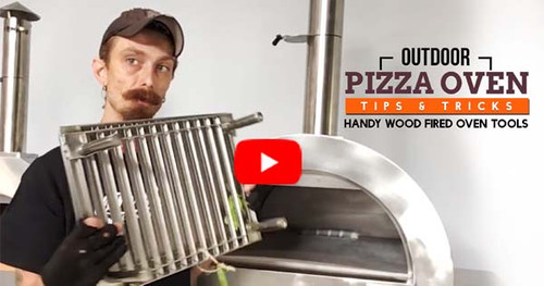 Handy Wood Fired Oven Tools - Tips & Tricks