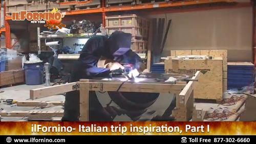 Italian Pizza Preparation by ilFornino Part II