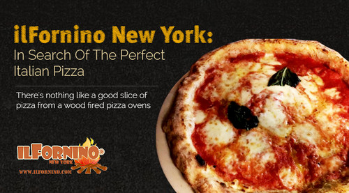 In Search Of The Perfect Italian Pizza