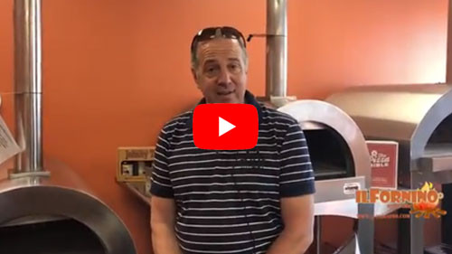 ilFornino Professional- Wood Fired Oven Testimonial