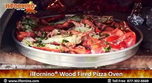 How to bake Lobster- Surf & Turf in ilFornino Wood Fired Oven