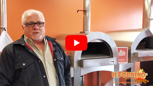 ilFornino Wood Fired Oven- Customer Review