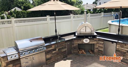 Understanding Options & Issues- Outdoor Kitchen