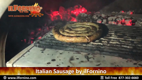 Cooking Italian Sausage by ilFornino
